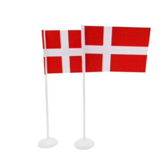 Bordflag med Dannebrogsflag