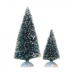 2 pak juletræer