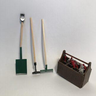 Værktøj & haveredskaber