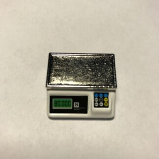 Elektronisk vægt