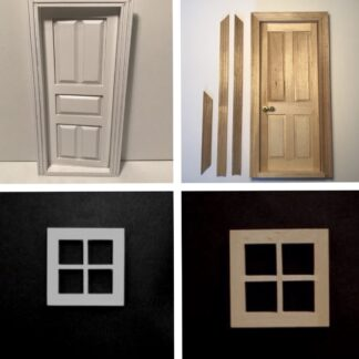 Døre & vinduer
