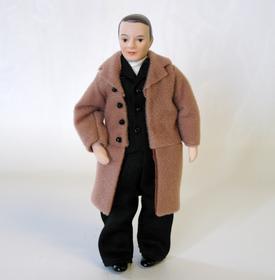 Hr. Egon dukke