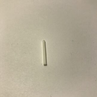 Hvide stearinlys