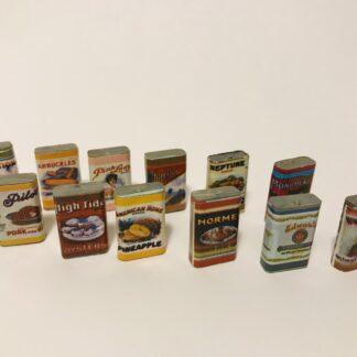 Amerikanske konservesdåser