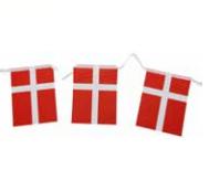 Stor flagguirlande